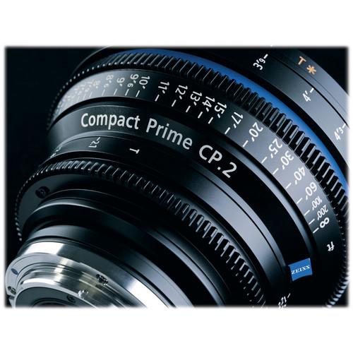Zeiss Compact Prime CP.2 18mm f/3.6 T PL Bayonet Mount Lens สอบถามราคาพิเศษ 086 888 6534