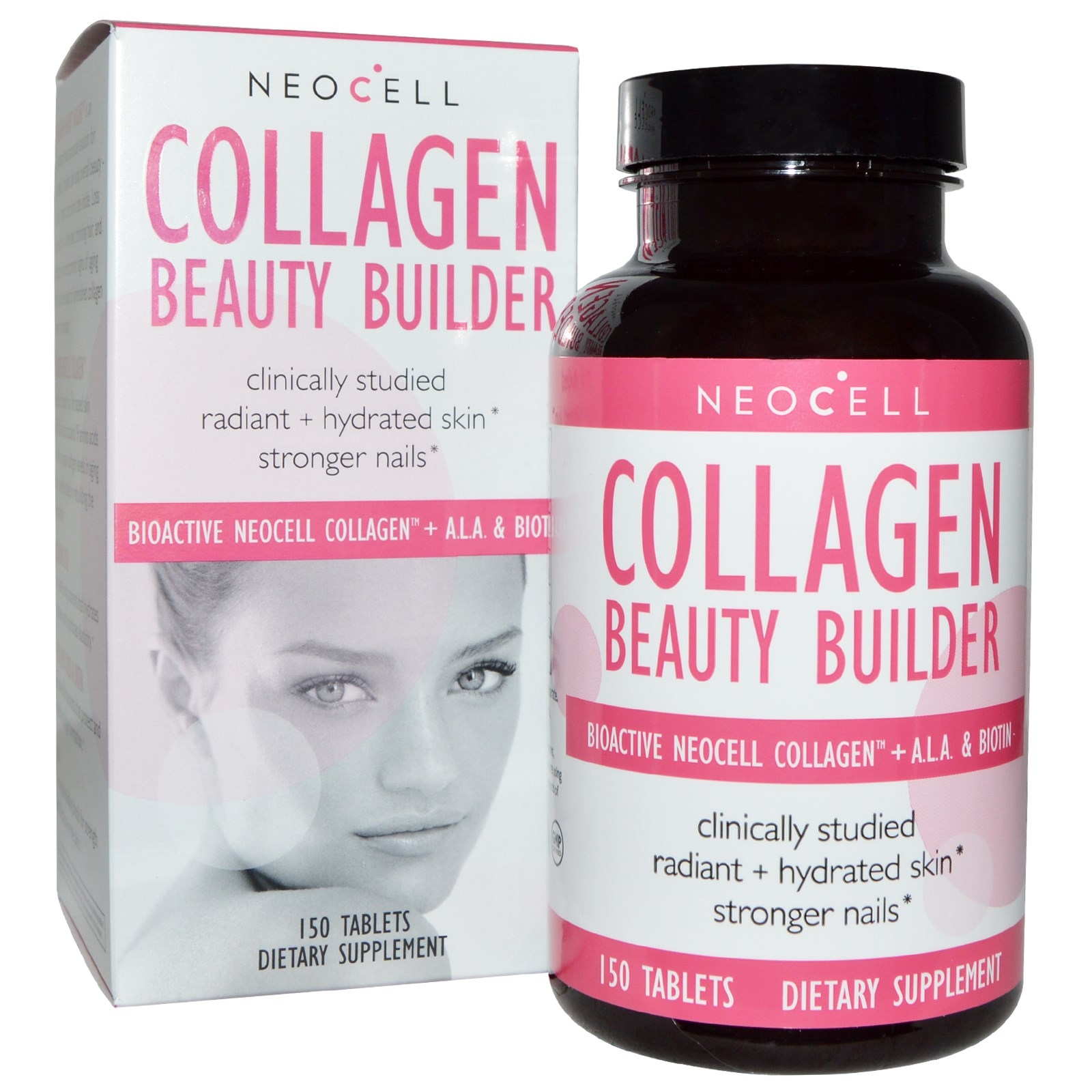 Neocell Collagen Beauty Builder 150Tablets