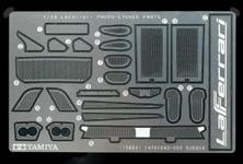LaFerrari Photo-Etched Parts Set