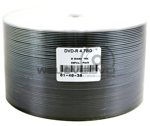 CMC DVD-R 16X (50 pcs/Plastic Wrap)
