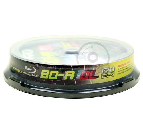RYO BD-R DL 6X 50GB Printable (10 pcs/Cake Box)