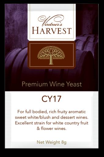 Vintner's Harvest CY17