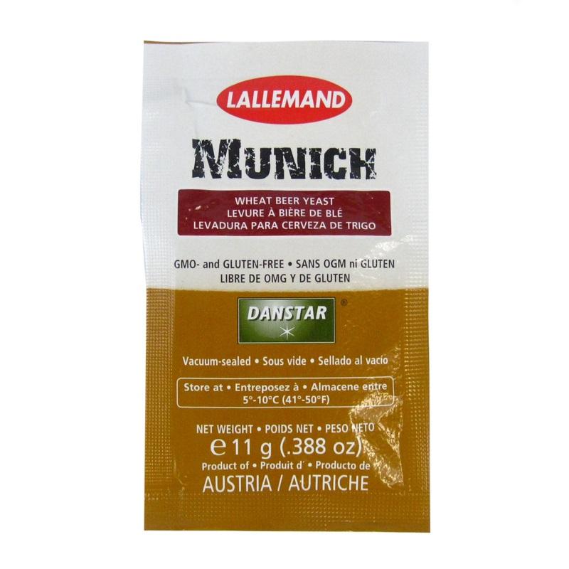 Munich Wheat (Ale) 11 g.
