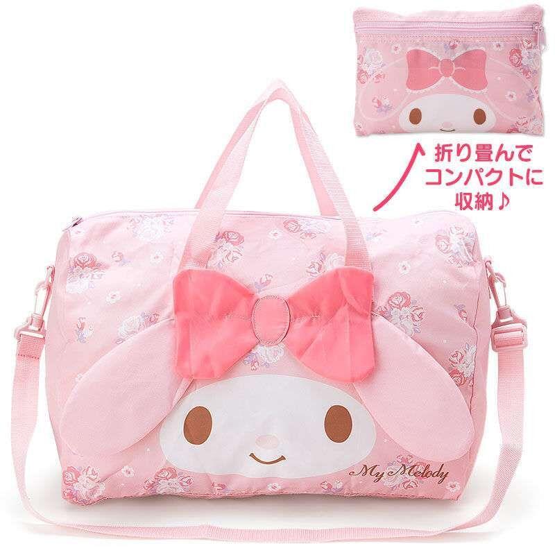 กระเป๋าเสริมเดินทาง Sanrio มี Kitty /My Melody