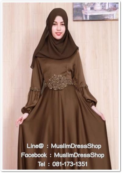 ✧☆ Floral Belt Satin Diamondชุดมุสลิมสวยๆ,เดรสมุสลิมออกงาน,ชุดอิสลามสวยๆราคาถูก,ชุดอิสลามผ้าลูกไม้,ชุดอิสลามผู้หญิง,ชุดเดรสอิสลามผ้าชีฟอง,ชุดเดรสอิสลาม facebook,ชุดอิสลามแฟชั่นวัยรุ่น ,แฟชั่นมุสลิมพร้อมส่ง ,จำหน่ายผ้าคลุมฮิญาบ ,ฮิญาบแฟชั่น ,เดรสมุสลิมแฟชั่น ,ซื้อเครื่องแต่งกายมุสลิม, ชุดเดรสราคาถูก,เสื้อผ้าแฟชั่นมุสลิม Dressสวยๆ เดรสยาว ,ชุดออกงานมุสลิม ,ชุดออกงานอิสลาม ,ชุดเดรสอิสลามราคาถูก, ชุดเดรสแฟชั่นมุสลิม, เดรสมุสลิม ,แฟชั่นมุสลิม, เดรสมุสลิม, เสื้ออิสลาม,เดรสใส่รายอ MuslimDressShop.com ศูนย์รวมเดรสมุสลิมสวย ๆ ในราคาน่ารัก ๆ เพื่อคุณ ,ชุดเดรสมุสลิมแฟชั่นสวยๆ ,เสื้อผ้าแฟชั่นมุสลิม ,ฮิญาบ ,ผ้าคลุมผม ,แฟชั่นมุสลิม,ซื้อ ชุดเดรส มุสลิมออนไลน์ - ส่งฟรี Dress ☆ ✧