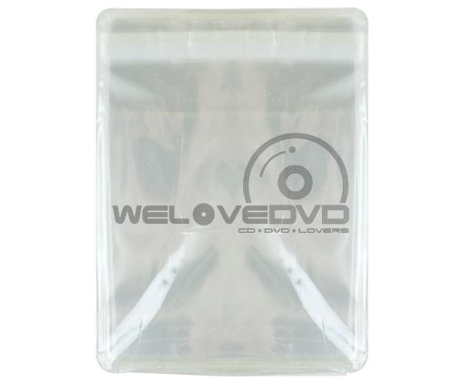 OPP Plastic Bags for VCD 13.5 แบบหนา เกรด A (100 PCS)