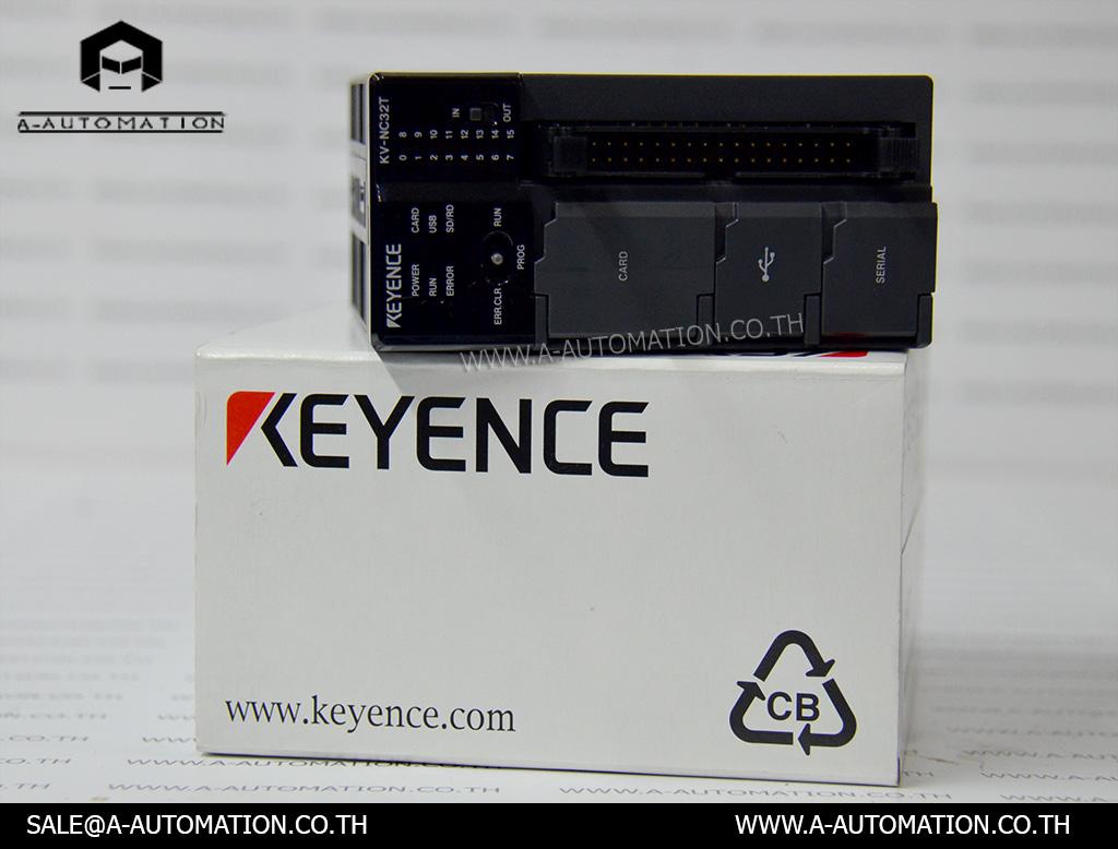 PLC Model: KV-NC32T Keyence