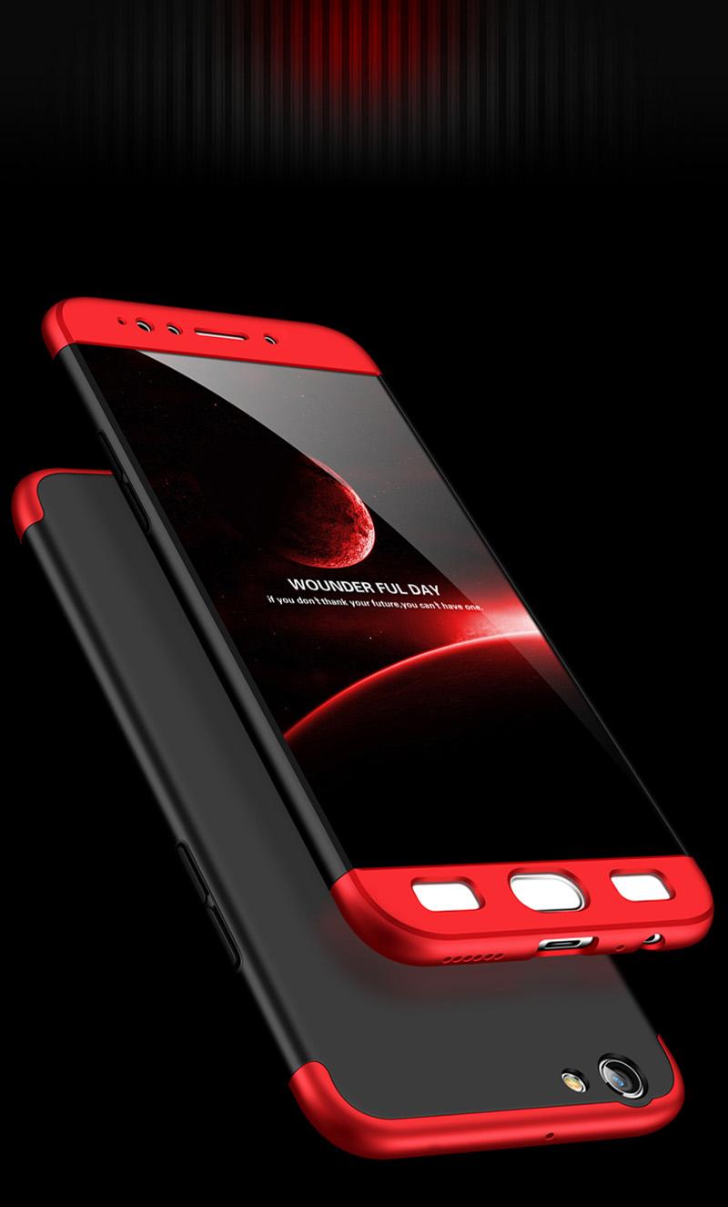เคสประกบ 360 องศา(New) Oppo R9S