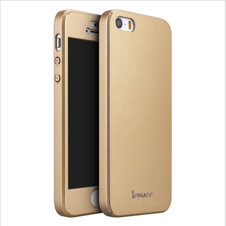 iPaky case iPhone 5 5SE 360 องศา ไม่โชว์โลโก้