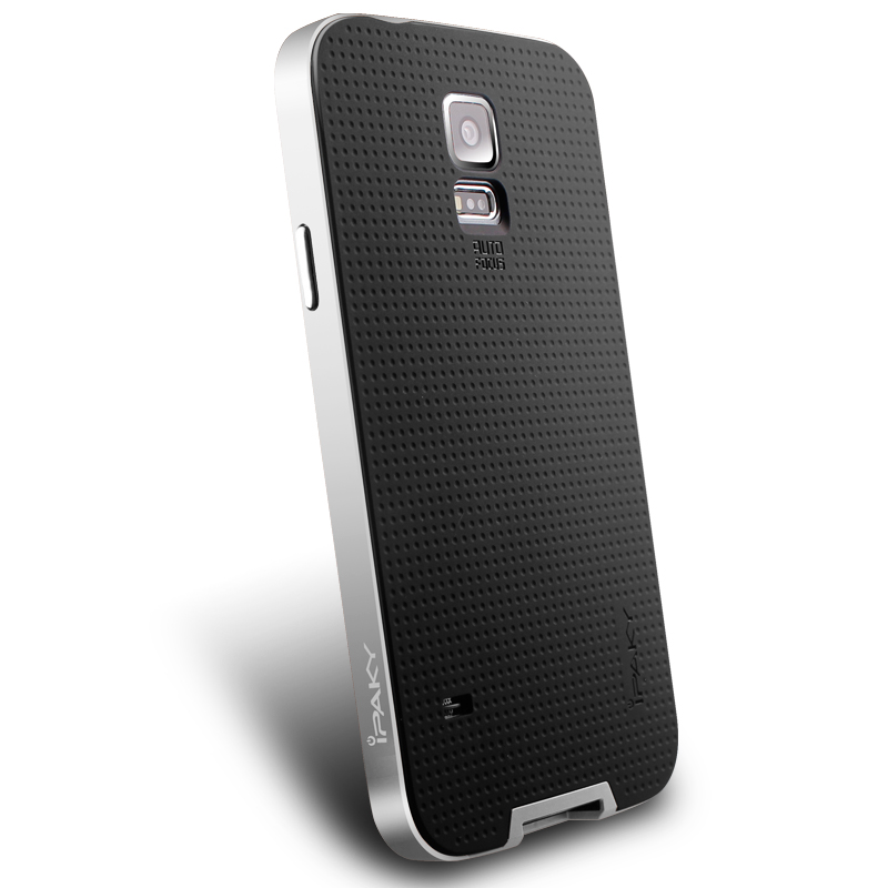 IPAKY Case Samsung Galaxy S 5 (White)