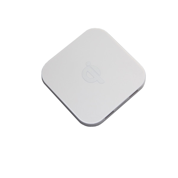 Qi แท่นชาร์จ wireless charger Qi sandard 3 in 1(White)