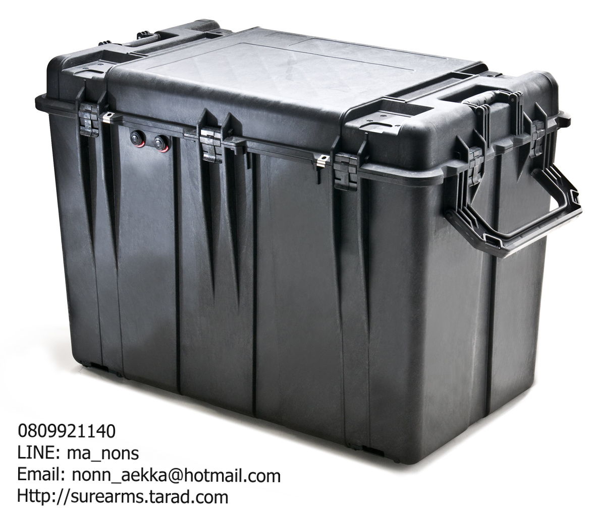 PELICAN™ 0500 TRANSPORT CASE W/FOAM