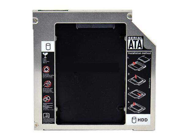 HDD Bay ตรงรุ่น มีฝาปิด สำหรับ Thinkpad ทุกรุ่น
