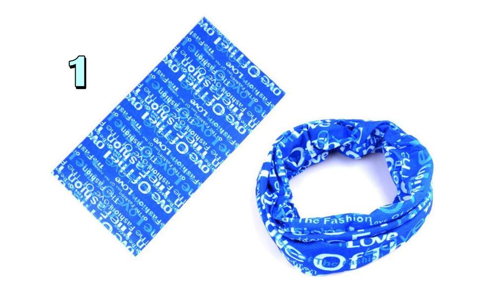 ผ้าบัฟ scarf แบบที่ 1