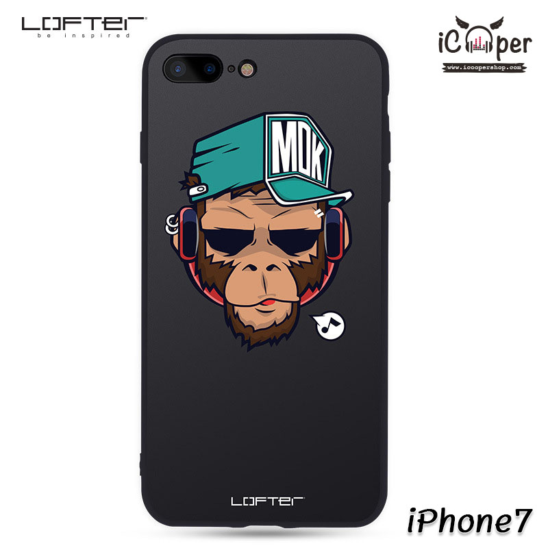 LOFTER MOK Case - Listen To Music (iPhone7)