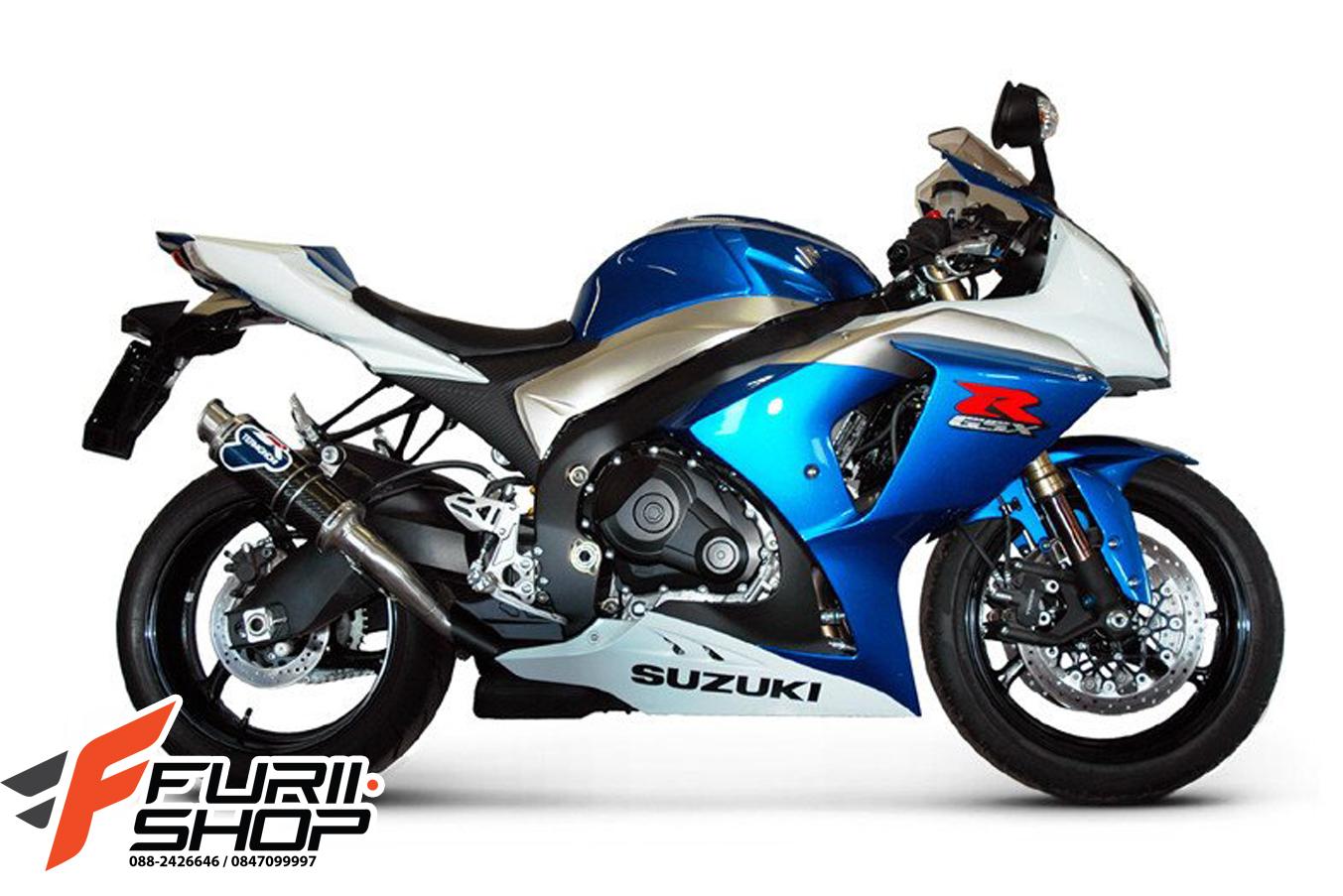 ท่อ TERMIGNONI GP SLIP-ON FOR SUZUKI GSX-R1000