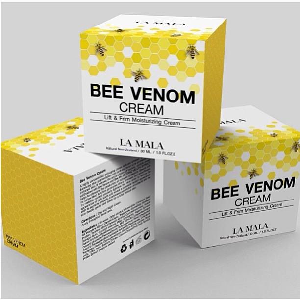 ครีมพิษผึ้ง Lamala Bee Venom Cream