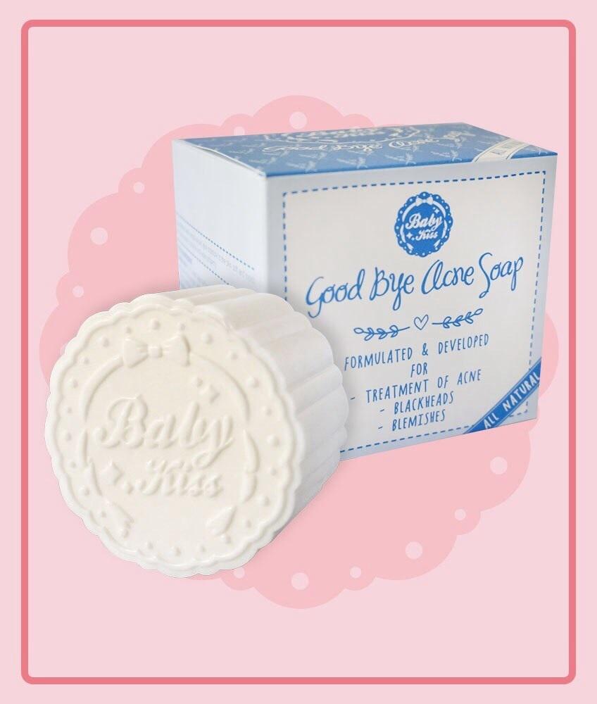 #Baby Kiss Good Bye Acne Soap (100 g)