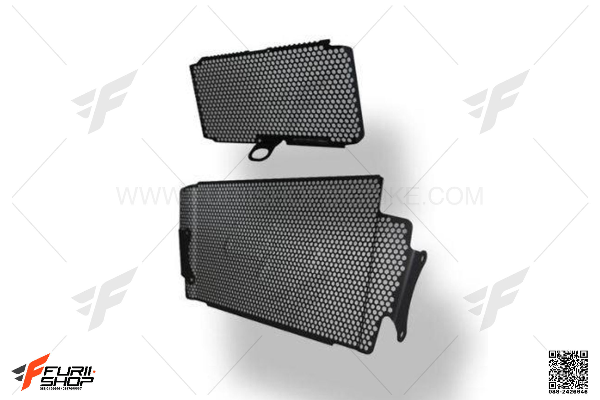 ducati scrambler sixty 2 2016-2017 Evotech Performance Headlight Guard grill