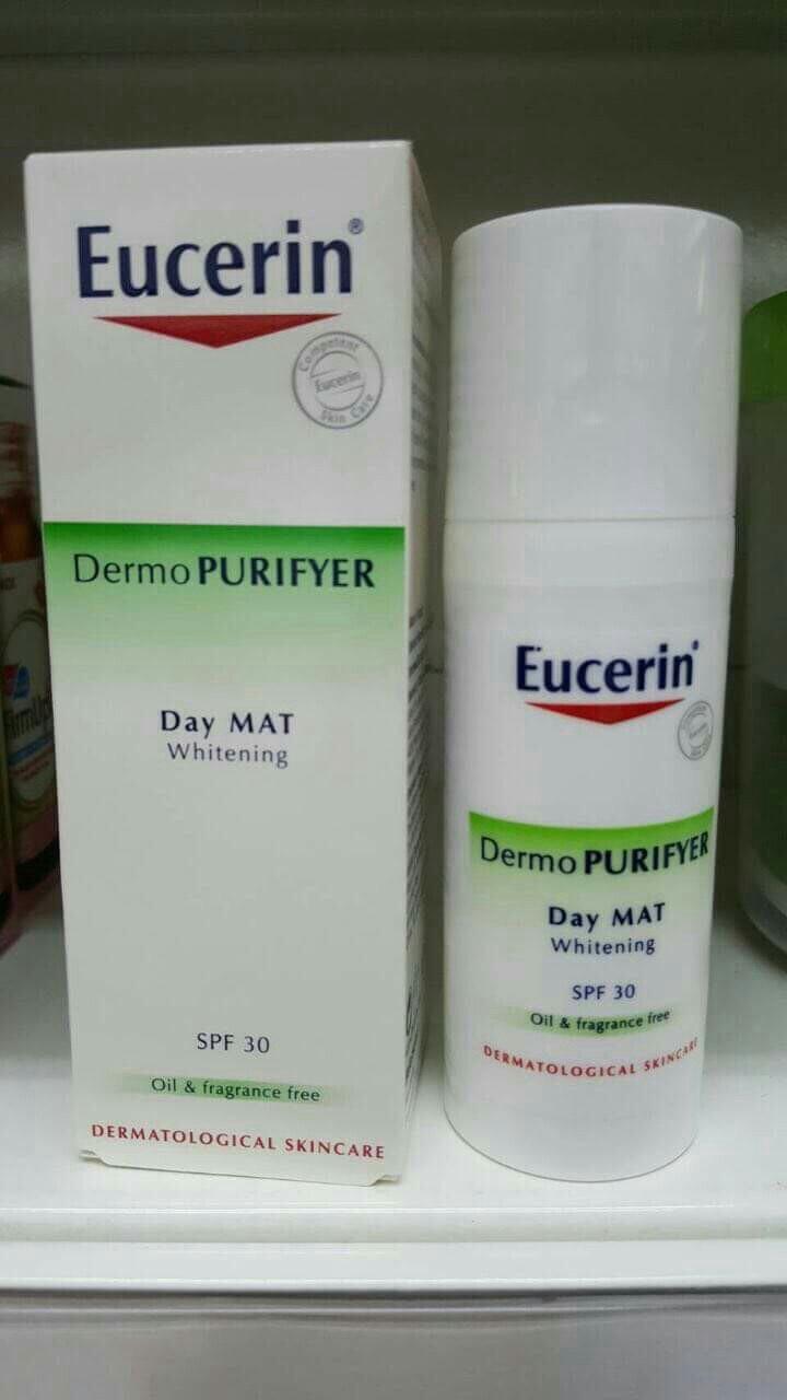 #Eucerin Day Mat Whitening SPF30 50ml.