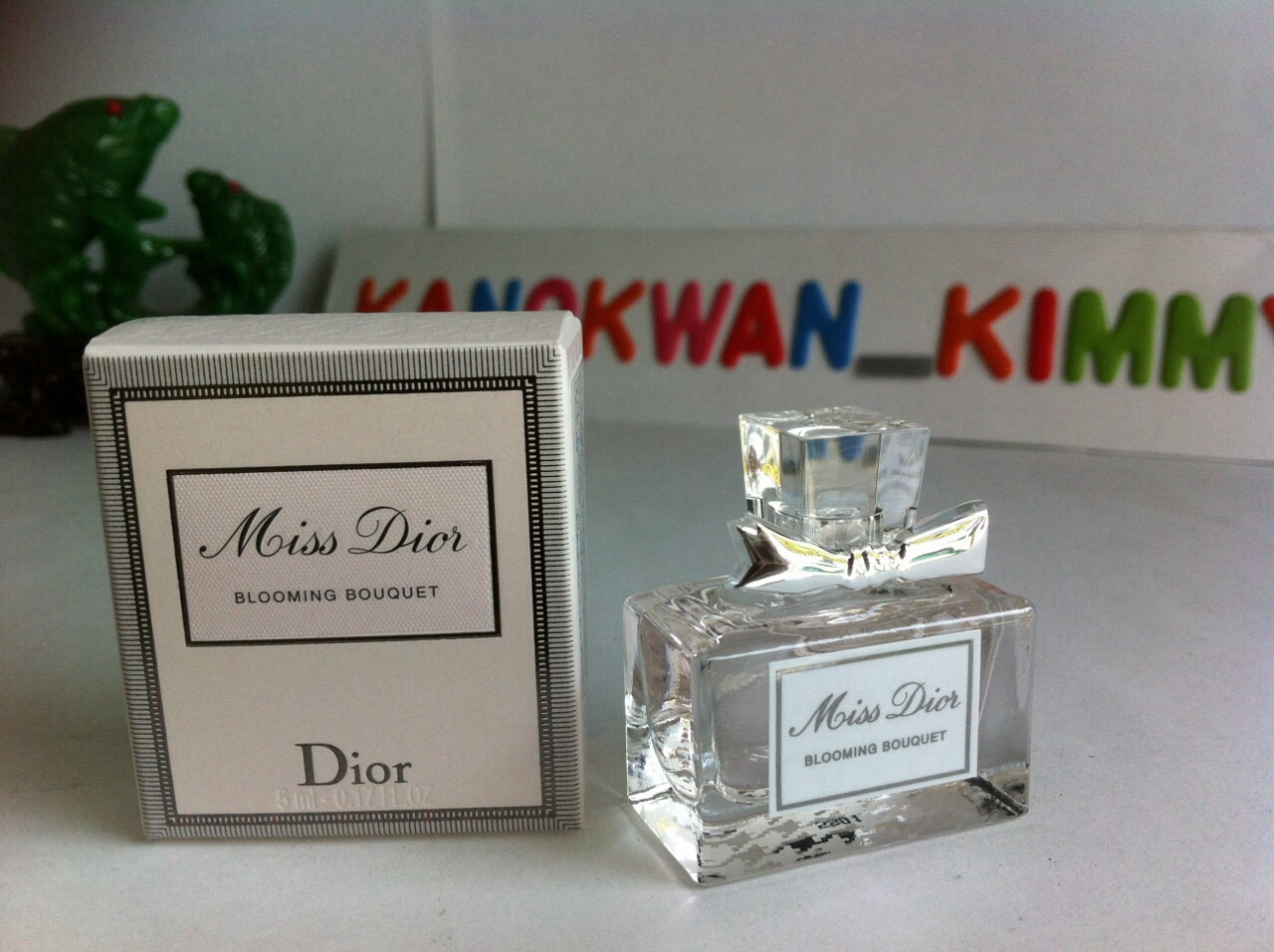 #Dior Miss Dior Blooming Bouquet แบบแต้ม ไซส์มินิ สำหรับพกพา 5 ml