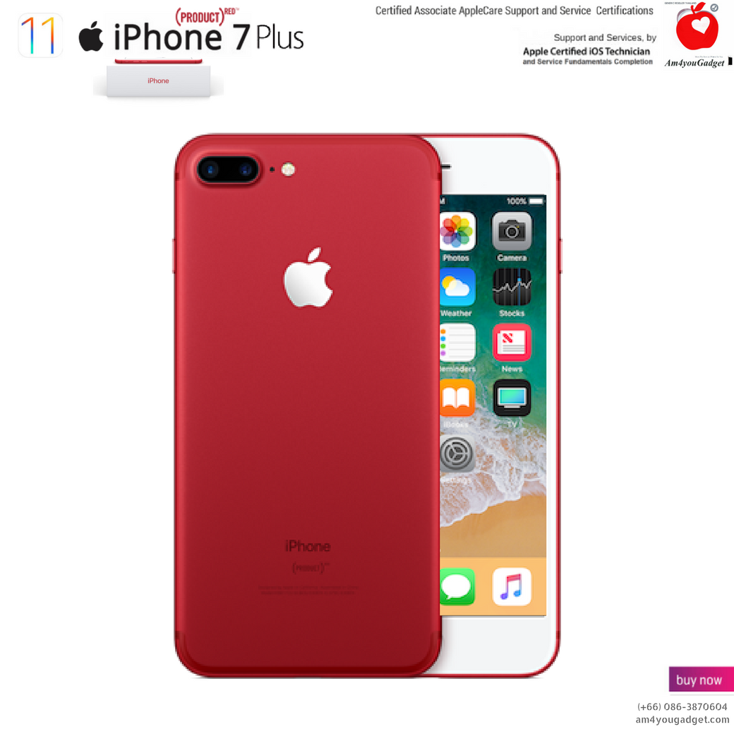 iPhone 7 Plus (PRODUCT)RED™