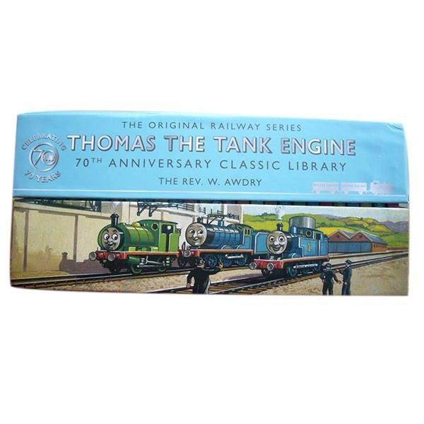 Thomas Classic 70th Anniversary ปกแข็ง26เล่ม boxsetมือหนึ่ง ราคา 3900รวมส่งอีเอมเอส