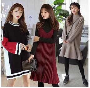 Pre-order กระโปรงเกาหลี กระโปรงจากร้าน DARLLY shop เดือนมกราคม 2560