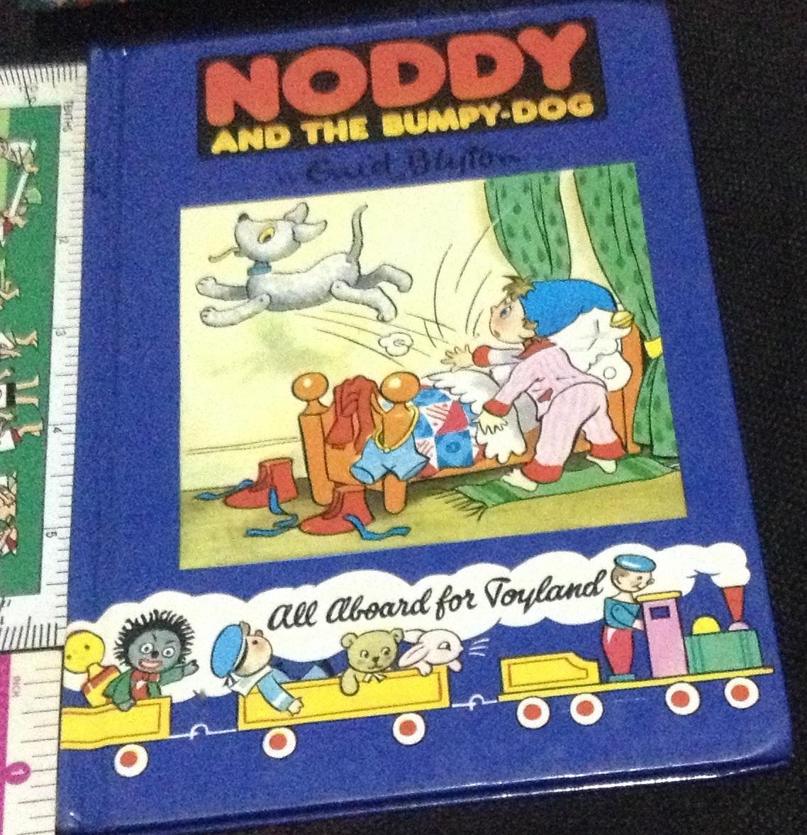 Noddy and the bumpy dog ปกแข็ง ราคา 100