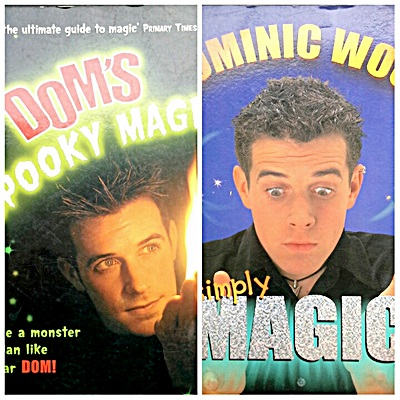 Dom's Spooky Magic + Simply Magic