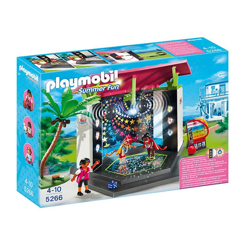 PLAYMOBIL 5266 Children's Club with Disco