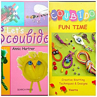 Let's Scoubidou + Scoubidou Fun Time