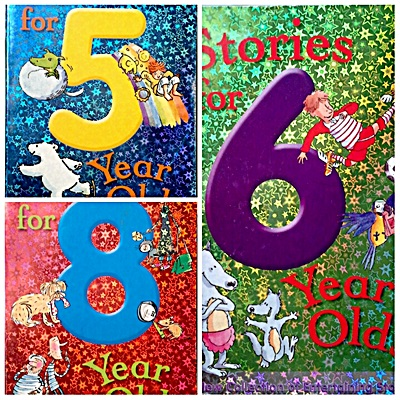 Stories for 5-8 Years Old