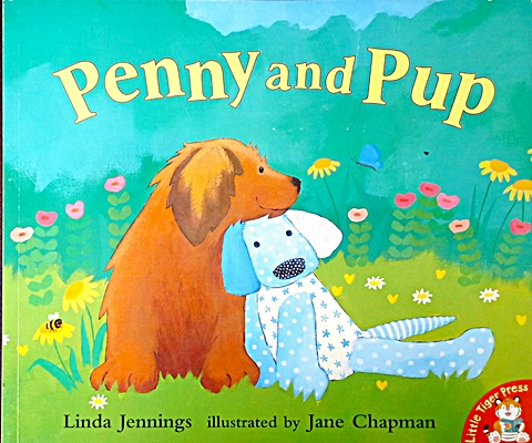 Penny and Pup
