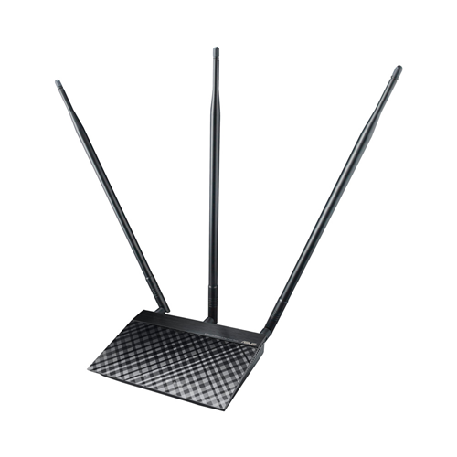 ASUS NETWORK RT-N14UHP WIRELESS-N300 HIGH POWER ROUTER