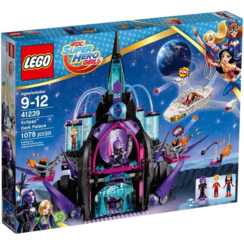 LEGO Super Heroes Girls 41239 Eclipso™ Dark Palace