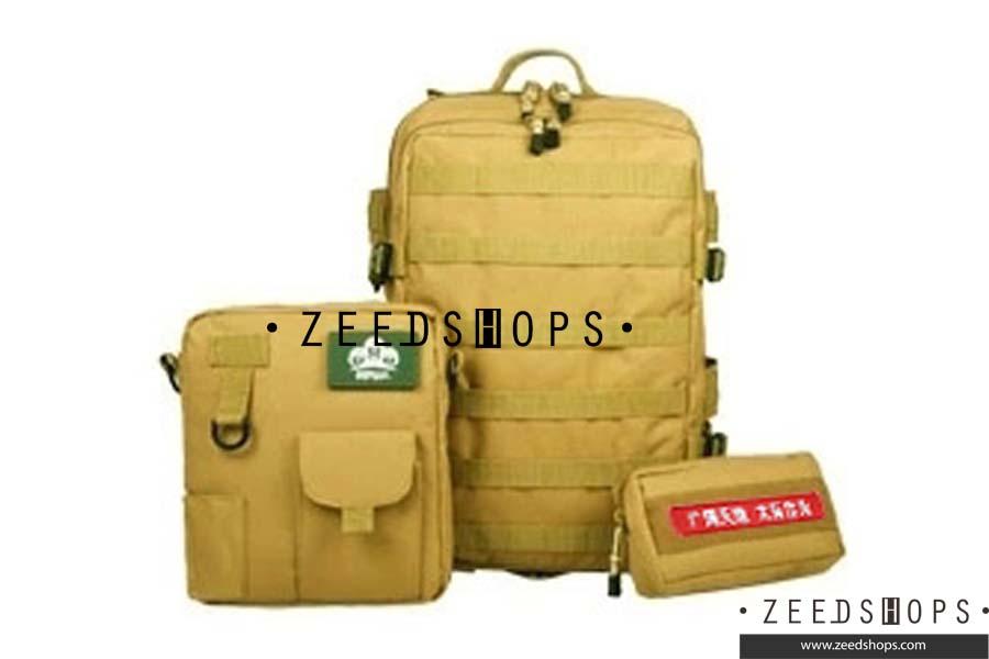 กระเป๋าเป้ 3P Plus 3 IN 1 ทราย