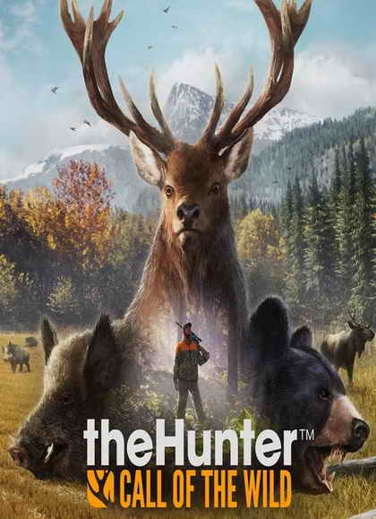 The Hunter Call of the Wild (3DVD)