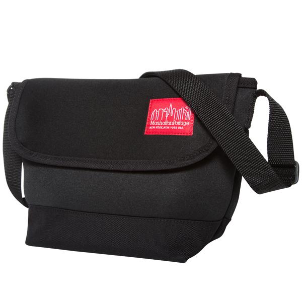 Manhattan Portage Neoprene Messenger bag (XXS) - Black