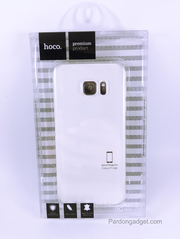 เคส Hoco S7 Edge สีใส