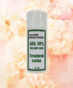 AHA 30% gel หน้าดำคล้ำแค่ไหนก็ขาวกระจ่างใสได้