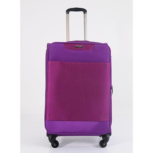 "Bonny กระเป๋าเดินทาง รุ่น BN601 Size 24"" สีม่วง"