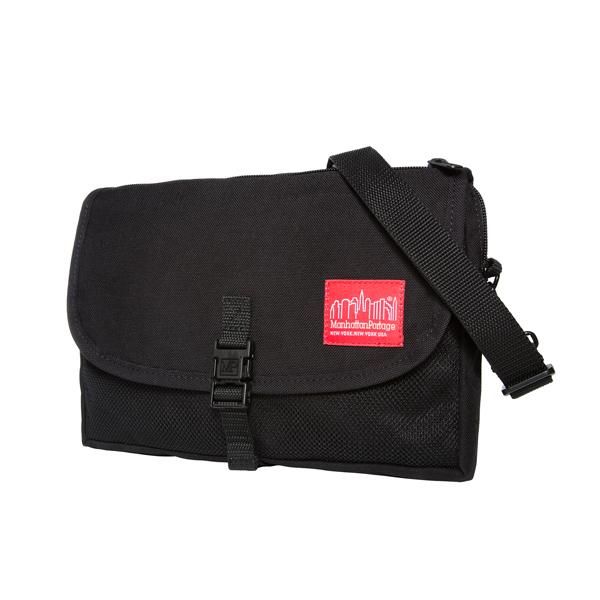 Manhattan Portage Red Hook Bag - Black