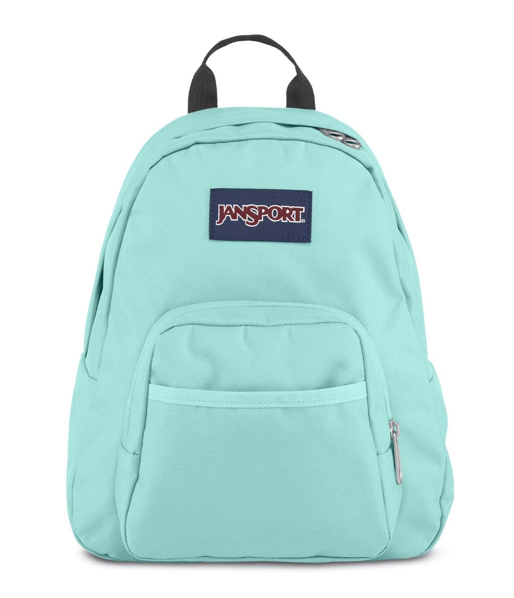 JanSport กระเป๋าเป้ รุ่น Half Pint - Aqua Dash