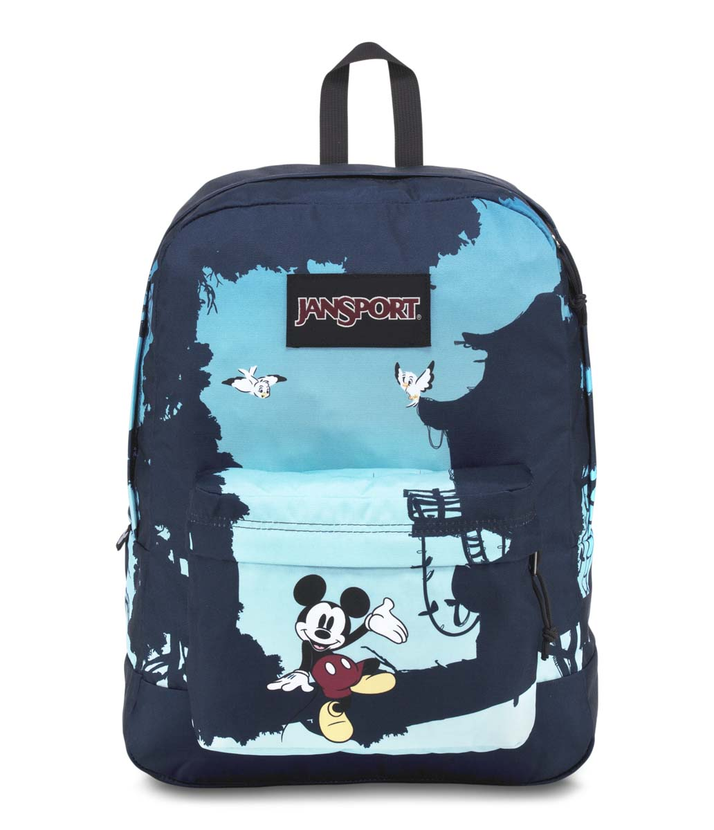 JanSport กระเป๋าเป้ รุ่น High Stakes - Disney Tree House Mickey