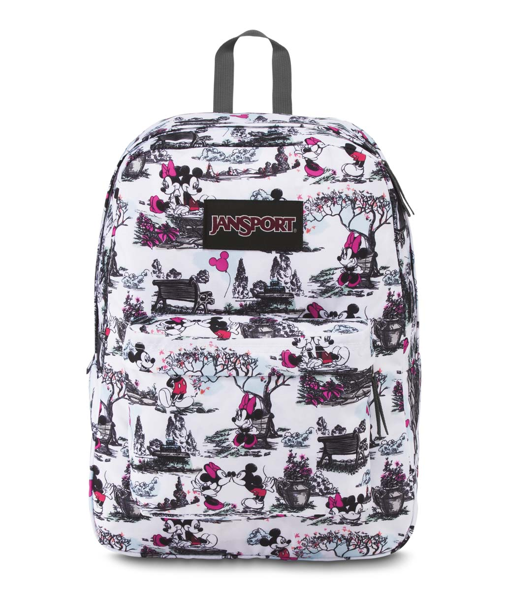 74c758da9e0 JanSport กระเป๋าเป้ รุ่น Superbreak - Disney Day in the Park - DISCOUNT 50%  - The Travel Store   Inspired by LnwShop.com