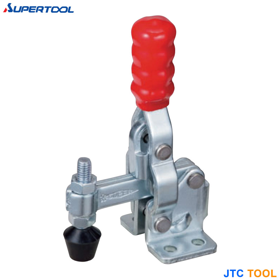 TOGGLE CLAMP 100° (Vertical Handle Type) / แคล้มนก (แนวตั้ง)