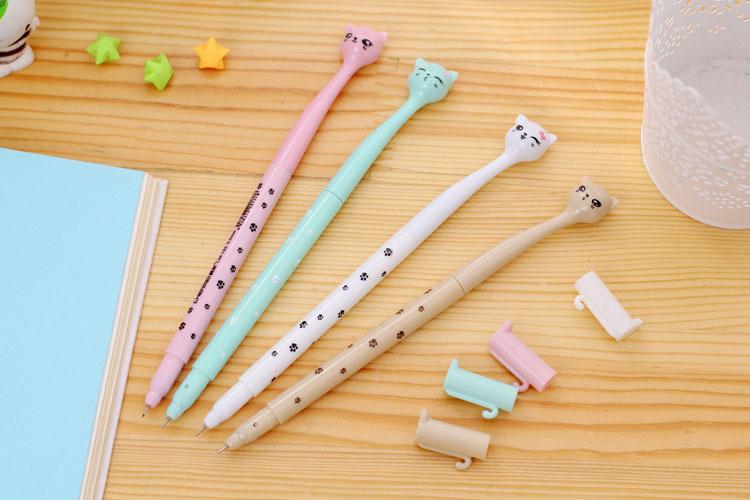 ปากกาแฟนซีแมวเหมียว