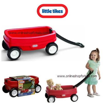 รถลากจูง Little Tikes Lil' Wagon