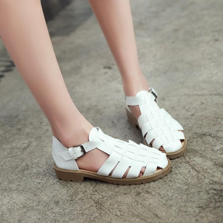 Preorder รองเท้าแฟชั่น สไตล์ เกาหลี 33-42 รหัส 9DA-2361